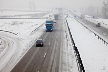 Snowy Highway