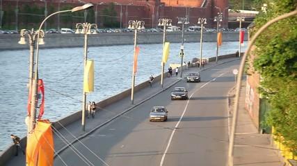 Moscow kremlin embankment _04