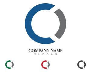 CO logo Template 2