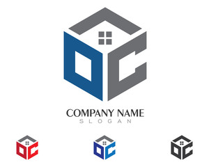 CO logo Template 3