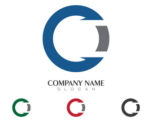 CO logo Template 1