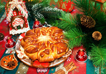 Christmas sweet batch