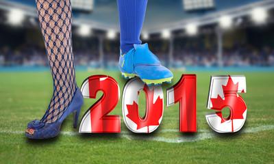 Kanada - Fußball Event 2015