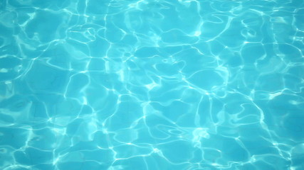 quiet pool surface