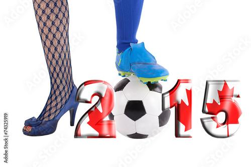Damenfußball 2015