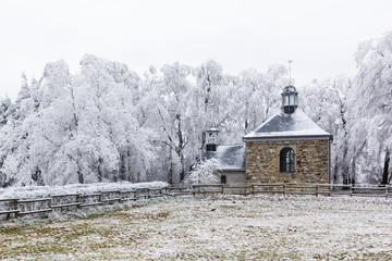 Kapelle Fischbach bei barack michelle
