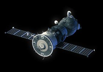 """Spacecraft """"Soyuz"""""""