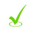 Green Check Mark Icon - 74328325