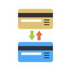 Bank non-cash operation