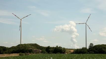 Windräder - Neue Energie