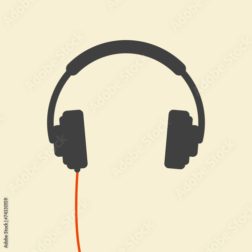 wired headphones - 74330159