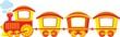 Train vector - 74331113
