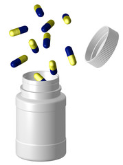 Pills i flight