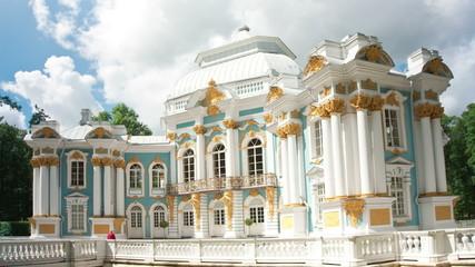 Hermitage pavilion. Catherine Park. Pushkin .Petersburg