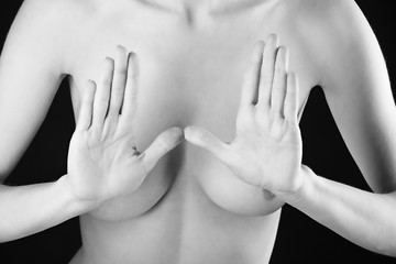perfect nude body parts