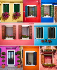 Window from Burano