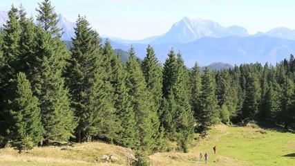 Wandern - 003 - Wanderer - Boesenstein