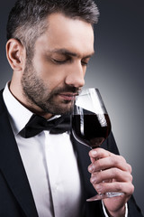 Perfect wine.