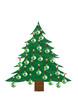 canvas print picture - Weihnachtsbaum - Brasilien