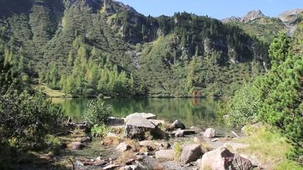Wandern - 004 - Bergsee - Boesenstein