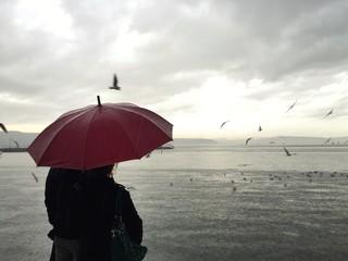 Yağmur Altında Romantizm