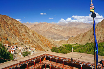 Ancient Buddhist Monastery of Hemis