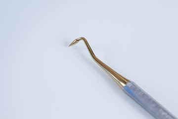 Dental burnisher with tapered cone