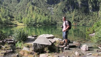 Wandern - 006 - Bergsee - Boesenstein