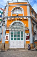 Gran Teatro de Cáceres, Extremadura, España, Cultura