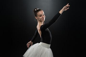 Young Ballet Dancer Ballerina