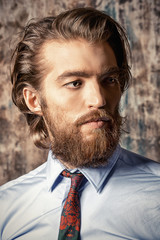 fashion on beards