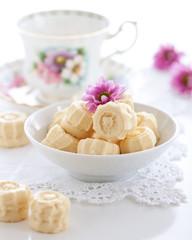 Cream fudge