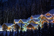 Winter Lodges - 74345131