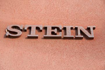 Minister Stein