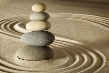 balance and harmony in zen