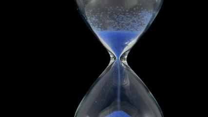 Hourglass. 4K UHD 2160p footage