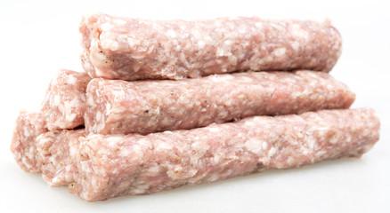 raw minced meat kebapche