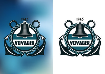 Nautical voager banner