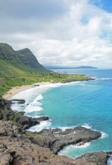 Makapu'U Beach Park, Oahu, Hawaii
