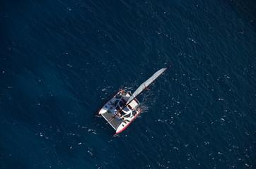 Aerial Catamaran