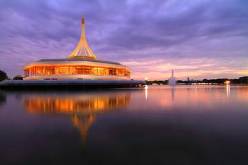 Suanluang RAMA IX in Thailand