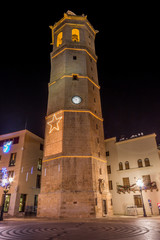 Fadrí - Torre Campanario en Castellón