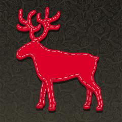 Needlecraft Reindeer