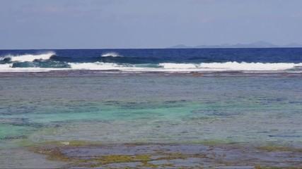 沖縄 今帰仁村の海岸