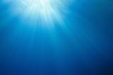 girl dive underwater