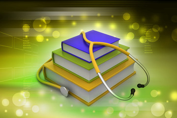 Medical text books