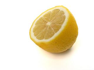 Tropical fruits: Lemon
