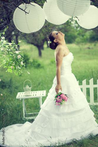 Outdoor wedding - 74358745
