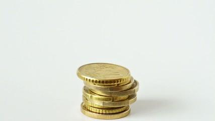 Geld anhäufen