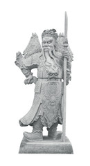 Statue of Chinese Guard, Safety symbol